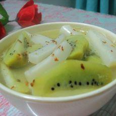 猕猴桃年糕汤