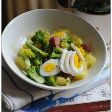 花椰菜土豆沙拉