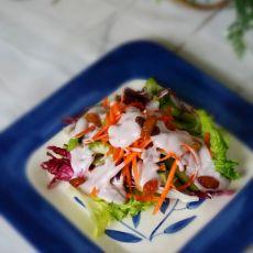 优格杂菜沙拉