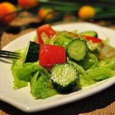意式蔬菜沙拉的做法