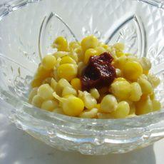 玉米沙拉的做法