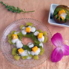 猕猴桃酸奶沙拉