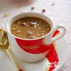 花茶冰咖啡