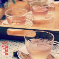 薰衣草柠檬方块茶的做法