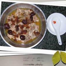 红枣杞子瘦肉汁的做法