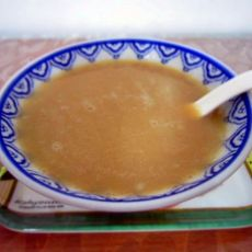 豆浆机版绿豆沙的做法