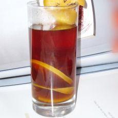 蜂蜜柠香普洱茶