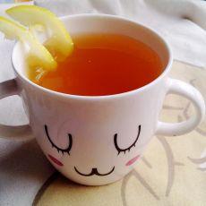 红糖蜜柠檬水