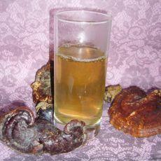 春季养肝喝灵芝茶