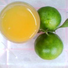 鲜榨柑橘汁