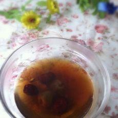 生姜红枣茶
