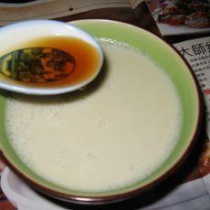 玉米花生豆浆