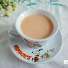 胡萝卜香蕉奶昔