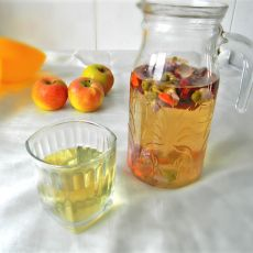 红枣玫瑰茶