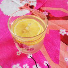 柠檬蜂蜜醋饮