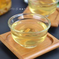 蜂蜜陈皮茶