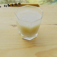 莲子绿豆饮