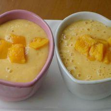 芒果优酪乳