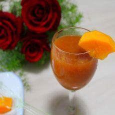 木瓜红酒特饮