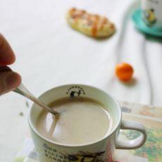 红枣桂圆豆浆――慢生活之名煮一杯养生豆浆的做法