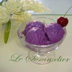香滑紫薯冰淇淋