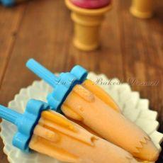 芒果冰淇淋雪糕