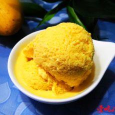清凉芒果冰淇淋的做法