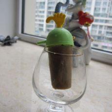 红糖绿豆沙冰糕的做法