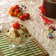 绿豆蛋奶冰激凌