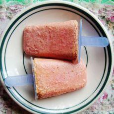 李子酸奶冰棒