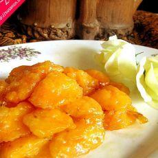 冰极鲜杏的做法