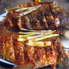 家常版烤鱼的做法