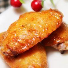 香辣蜜汁烤翅