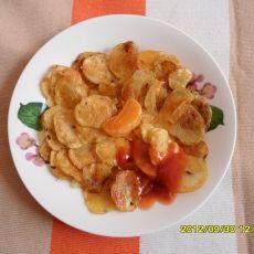 煎烤土豆片