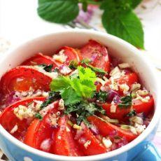 美味烤番茄