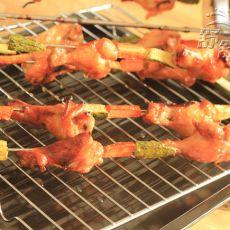 叉烧酱烤鸡翅根