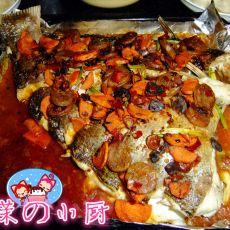 家常烤鱼的做法