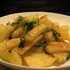 黑椒土豆条