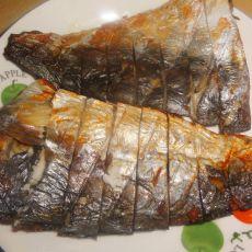 奥尔良烤鱼片的做法