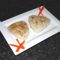 香煎寿司饭团