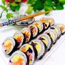 时蔬寿司卷