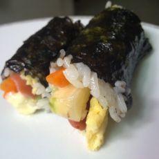 水果海鲜寿司