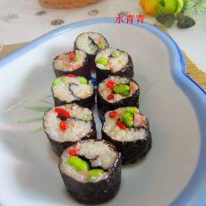 毛豆火腿寿司