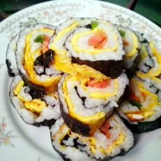 双皮寿司的做法