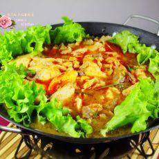 火锅鱼的做法