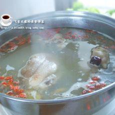猪蹄蔬菜火锅的做法