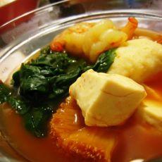 [参赛]韩式四色海鲜锅
