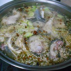 鲤鱼火锅的做法