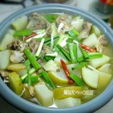 原汁牛肉骨火锅