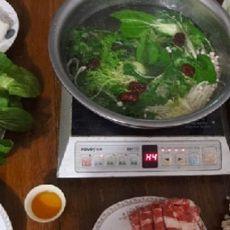 美味火锅的做法